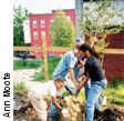 Baltimore tree planting